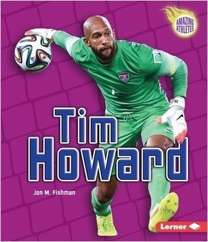 Cover: Tim Howard