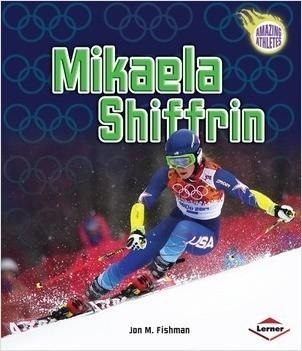 Cover: Mikaela Shiffrin
