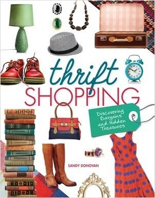 Cover: Thrift Shopping: Discovering Bargains and Hidden Treasures