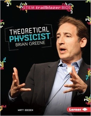 Cover: Theoretical Physicist Brian Greene