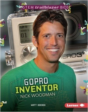 Cover: GoPro Inventor Nick Woodman