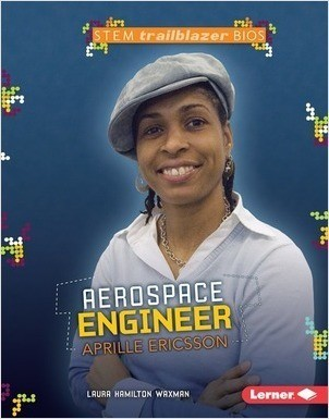 Cover: Aerospace Engineer Aprille Ericsson