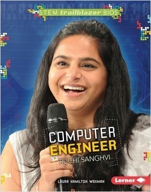 Cover: Computer Engineer Ruchi Sanghvi
