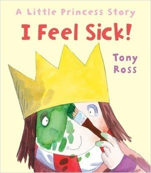Cover: I Feel Sick!