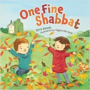 Cover: One Fine Shabbat