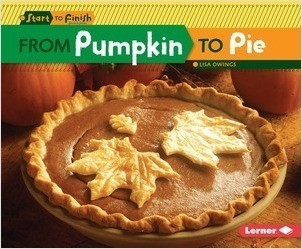 Cover: From Pumpkin to Pie
