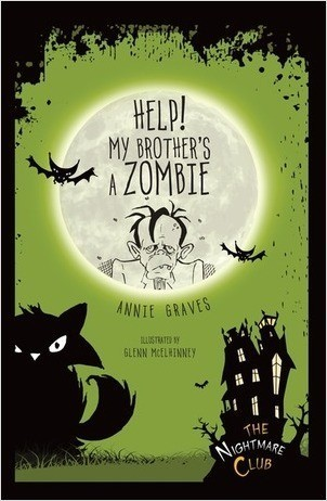 Cover: Help! My Brother's a Zombie