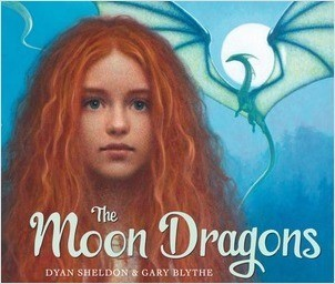 Cover: The Moon Dragons