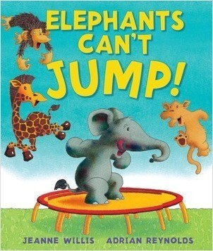Cover: Elephants Can't Jump!