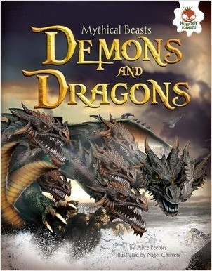 Cover: Demons and Dragons