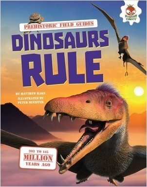 Cover: Dinosaurs Rule