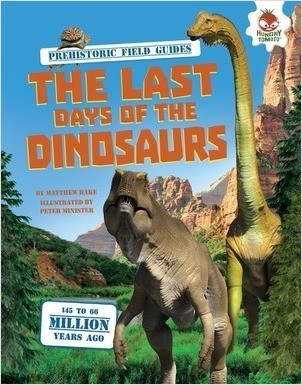 Cover: The Last Days of the Dinosaurs