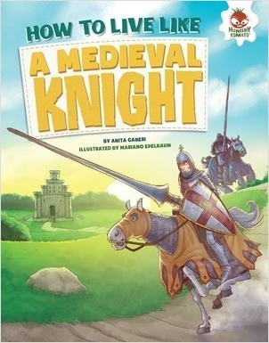 Cover: How to Live Like a Medieval Knight