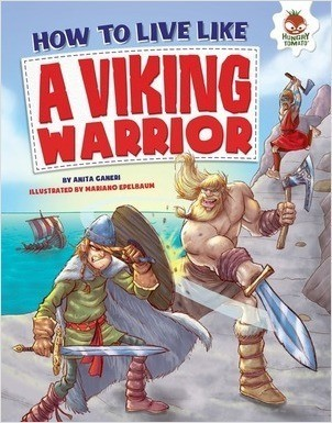 Cover: How to Live Like a Viking Warrior