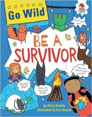 Cover: Be a Survivor