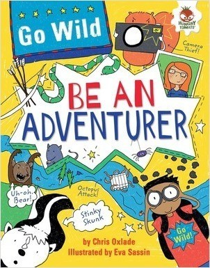 Cover: Be an Adventurer