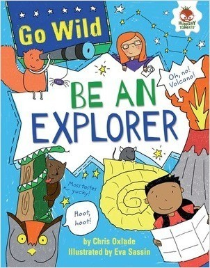 Cover: Be an Explorer