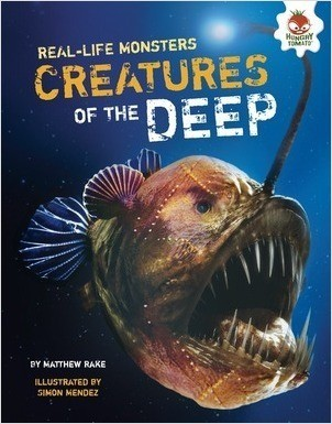 Cover: Creatures of the Deep