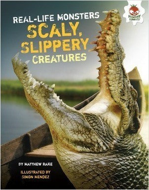 Cover: Scaly, Slippery Creatures