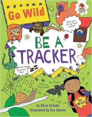 Cover: Be a Tracker