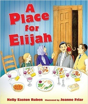 Cover: A Place for Elijah