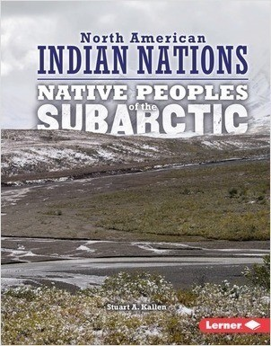 Cover: Native Peoples of the Subarctic