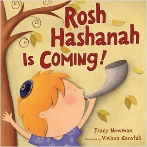 Cover: Rosh Hashanah Is Coming!