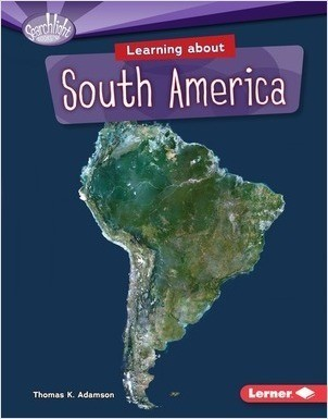 Cover: Learning about South America