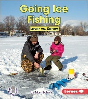Cover: Going Ice Fishing: Lever vs. Screw