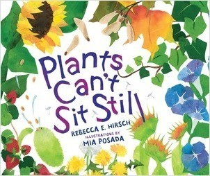 Cover: Plants Can't Sit Still