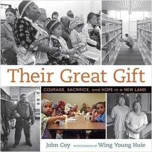 Cover: Their Great Gift: Courage, Sacrifice, and Hope in a New Land