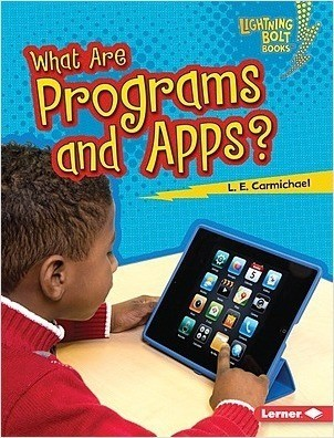 Cover: What Are Programs and Apps?