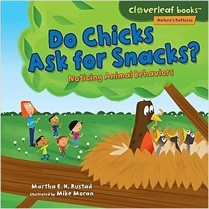 Cover: Do Chicks Ask for Snacks?: Noticing Animal Behaviors