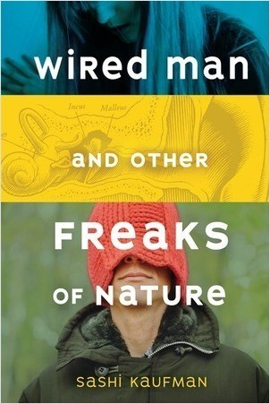 Cover: Wired Man and Other Freaks of Nature