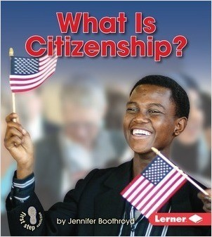 Cover: What Is Citizenship?