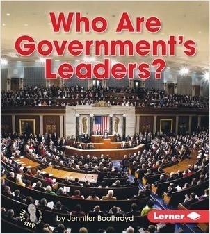 Cover: Who Are Government's Leaders?