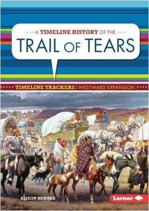 Cover: A Timeline History of the Trail of Tears