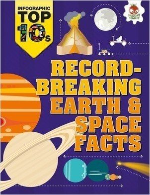 Cover: Record-Breaking Earth & Space Facts