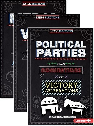 Cover: Inside Elections — Library Bound Set