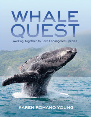 Cover: Whale Quest: Working Together to Save Endangered Species