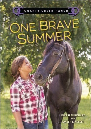 Cover: One Brave Summer