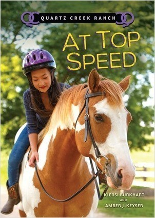 Cover: At Top Speed