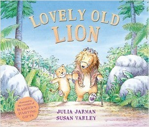 Cover: Lovely Old Lion