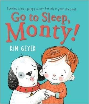 Cover: Go to Sleep, Monty!