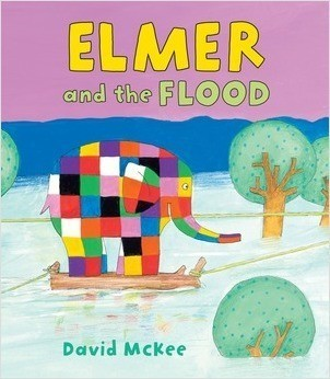 Cover: Elmer and the Flood
