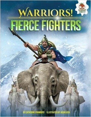 Cover: Fierce Fighters