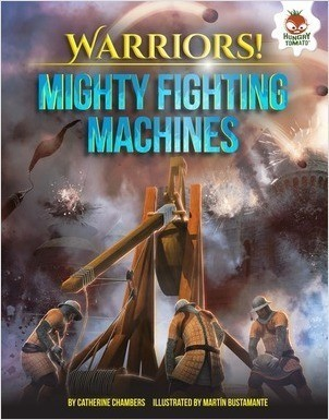 Cover: Mighty Fighting Machines