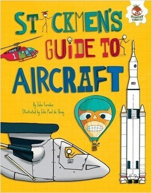 Cover: Stickmen's Guide to Aircraft