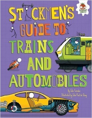 Cover: Stickmen's Guides to How Everything Works — eBook Set