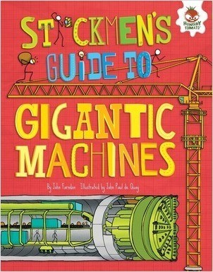 Cover: Stickmen's Guide to Gigantic Machines